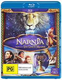The Chronicles of Narnia: Voyage of the Dawn Treader on Blu-ray