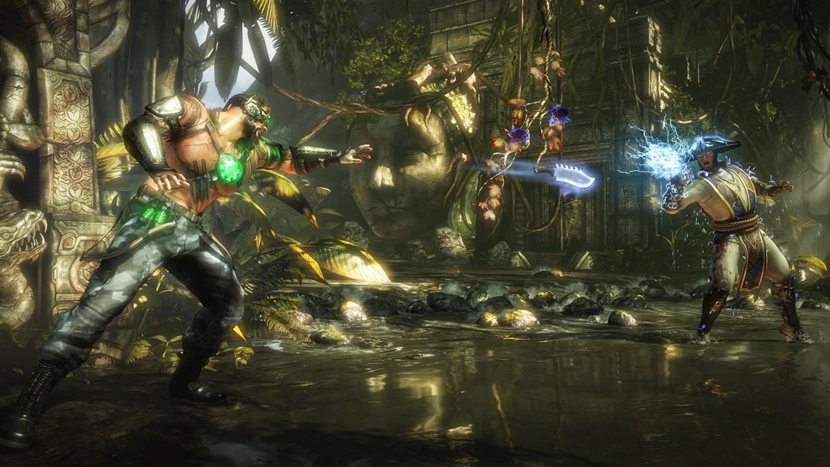 Mortal Kombat X for PS4 image