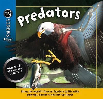 Predators by Anita Ganeri image