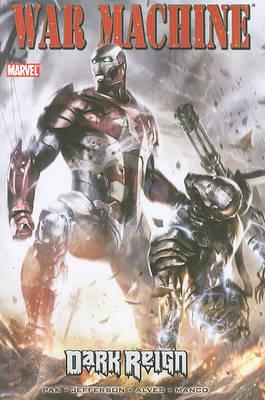 War Machine Vol.2: Dark Reign image