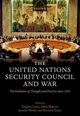 The United Nations Security Council and War image