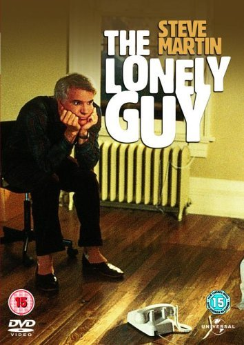 The Lonely Guy on DVD image