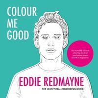 Colour Me Good Eddie Redmayne by Mel Elliott