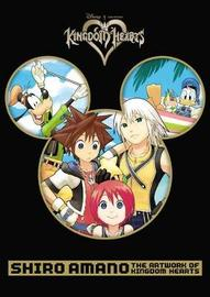 Shiro Amano: The Artwork Of Kingdom Hearts by Shiro Amano