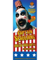 House of 1000 Corpses Captain Spaulding Makeup Kit
