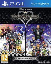 Kingdom Hearts HD 1.5 + 2.5 ReMIX (Import) for PS4