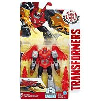 Transformers Robots In Disguise - Warriors - Twinferno