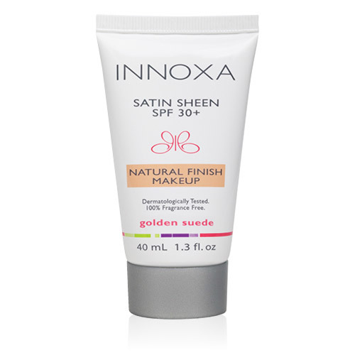 Innoxa: Satin Sheen SPF30 Foundation - Golden Suede (40mL)