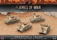 Flames of War: Priest Field Troop