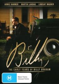Billy the Early Years on DVD