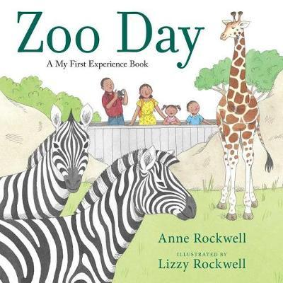 Zoo Day by Anne Rockwell image