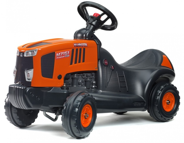 Kubota: M7151 Tractor Ride On