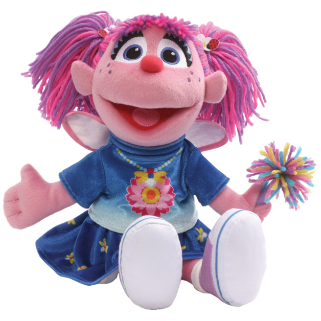 "Sesame Street: Abby Cadabby (New Style) - 11"" Plush"