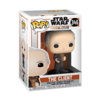 Star Wars: The Mandalorian - The Client Pop! Vinyl Figure image
