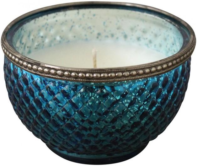 LaVida: Candle Bolla - Azure