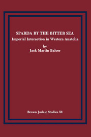 Sparda by the Bitter Sea by Jack Martin Balcer