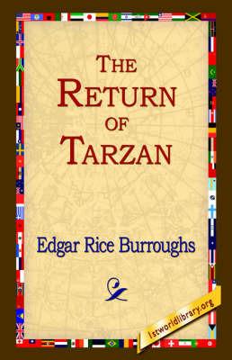 The Return of Tarzan by Edgar , Rice Burroughs image