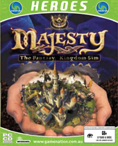 Majesty for PC Games
