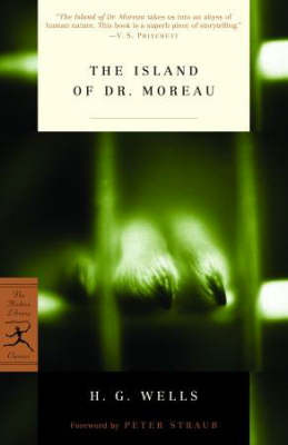The Island of Dr.Moreau by H.G.Wells