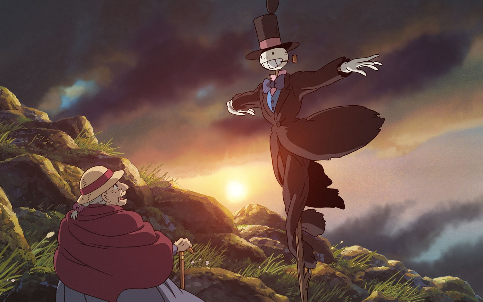 Howl's Moving Castle on Blu-ray image