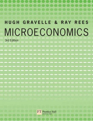 Microeconomics by Hugh Gravelle