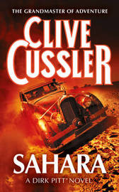 Sahara (Dirk Pitt #11) by Clive Cussler image