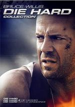 Die Hard Trilogy (4 Disc Box Set) on DVD