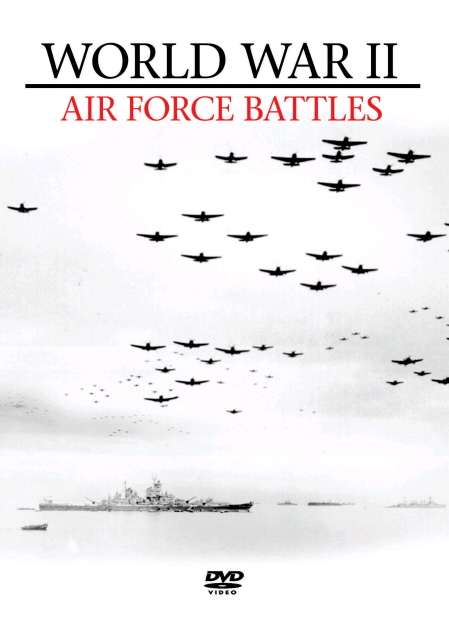 World War II - Air Force Battles on DVD image