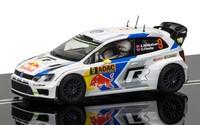 Scalextric: DPR VW Polo WRC #9 - Slot Car