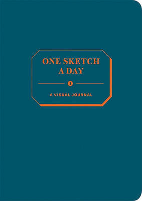 One Sketch A Day: A Visual Journal by Books LLC Chronicle image