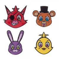 Five Nights at Freddy's - Lapel Pin Set