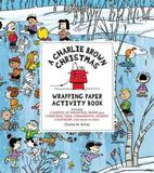 A Charlie Brown Christmas Wrapping Paper Activity Book by Charles Schulz