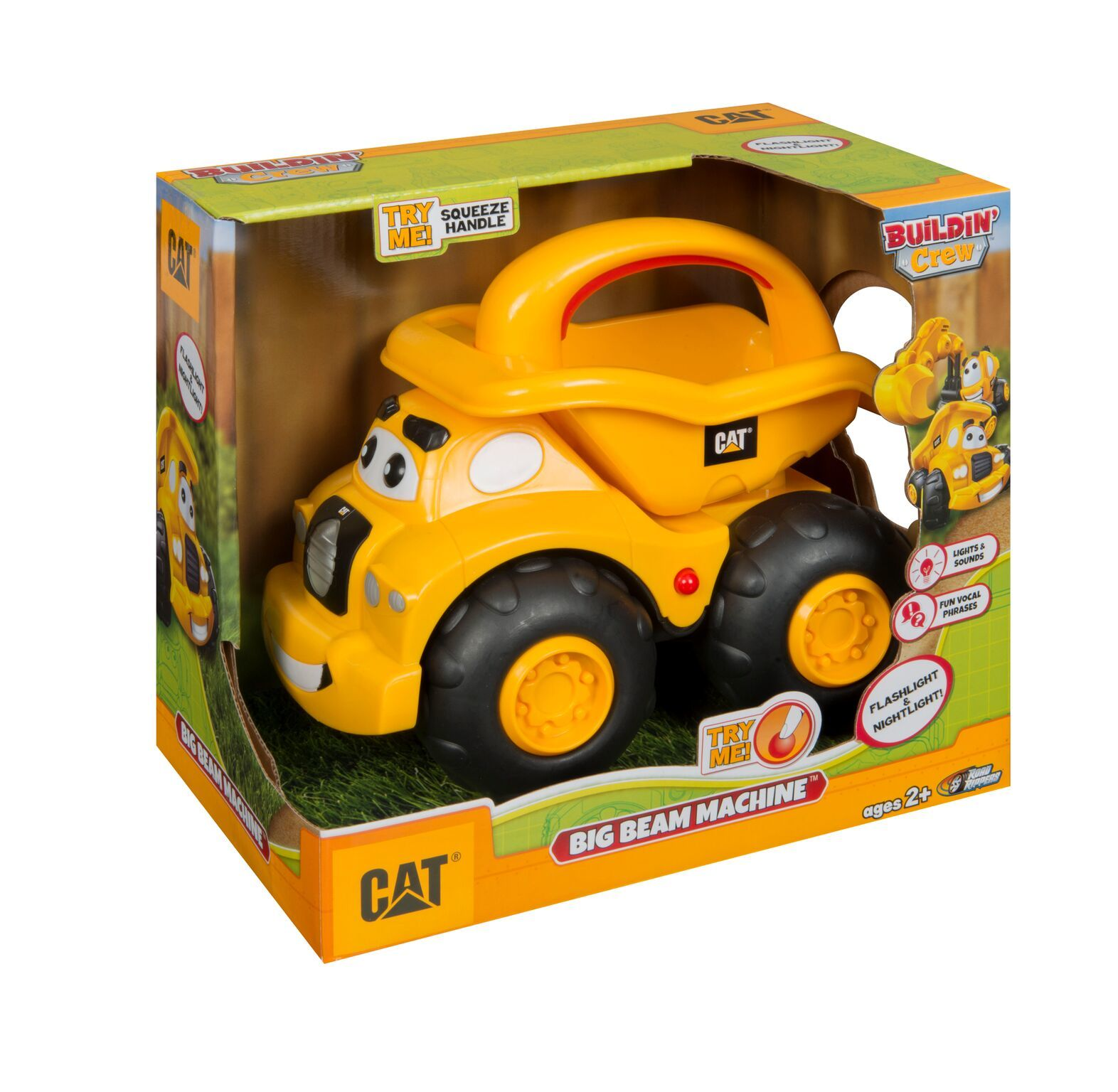 CAT: Big Beam Machine image