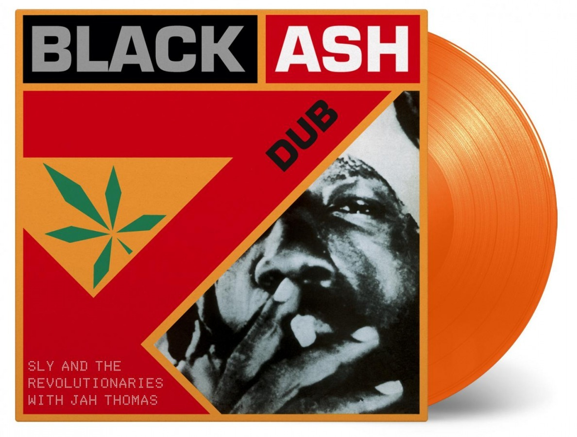 Black Ash Dub (LP) by Sly & The Revolutionaries image