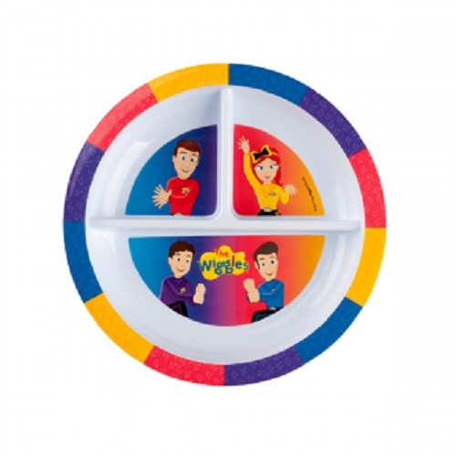 The Wiggles: Section Plate image