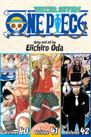 One Piece (Omnibus Edition), Vol. 14 by Eiichiro Oda