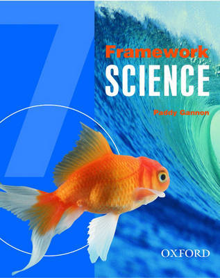 Framework Science: Students' Book by Paddy Gannon image