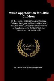 Music Appreciation for Little Children image
