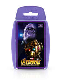 Top Trumps: Avengers Infinity War