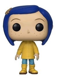 Coraline - Coraline (in Raincoat) Pop! Vinyl Figure (with a chance for a Chase version!)