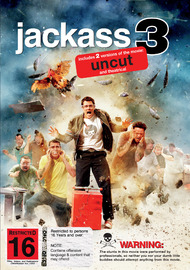 Jackass 3 on DVD