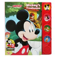 Disney Mickey & Friends Play-a-Sound – Mickey's Treehouse