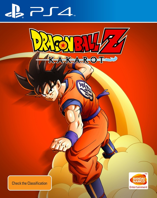 Dragon Ball Z Kakarot for PS4