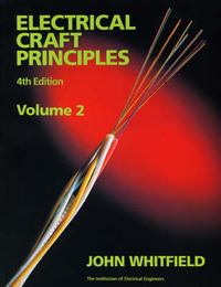 Electrical Craft Principles: v. 2 by J.F. Whitfield image