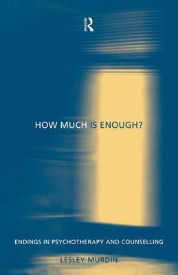 How Much Is Enough? by Lesley Murdin image