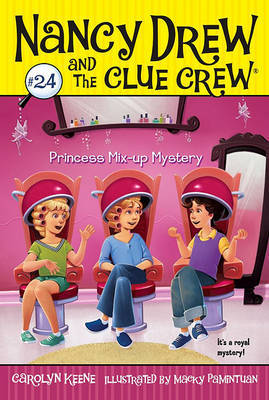 Princess Mix-up Mystery by Carolyn Keene image