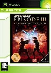 Star Wars Episode III Revenge of the Sith for Xbox