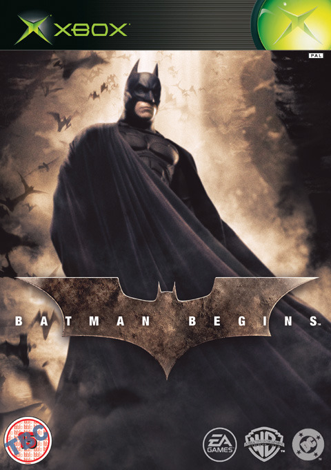 Batman Begins for Xbox