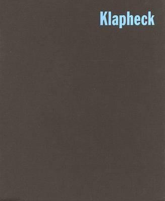 Konrad Klapheck: Paintings: from 1955 to 1998