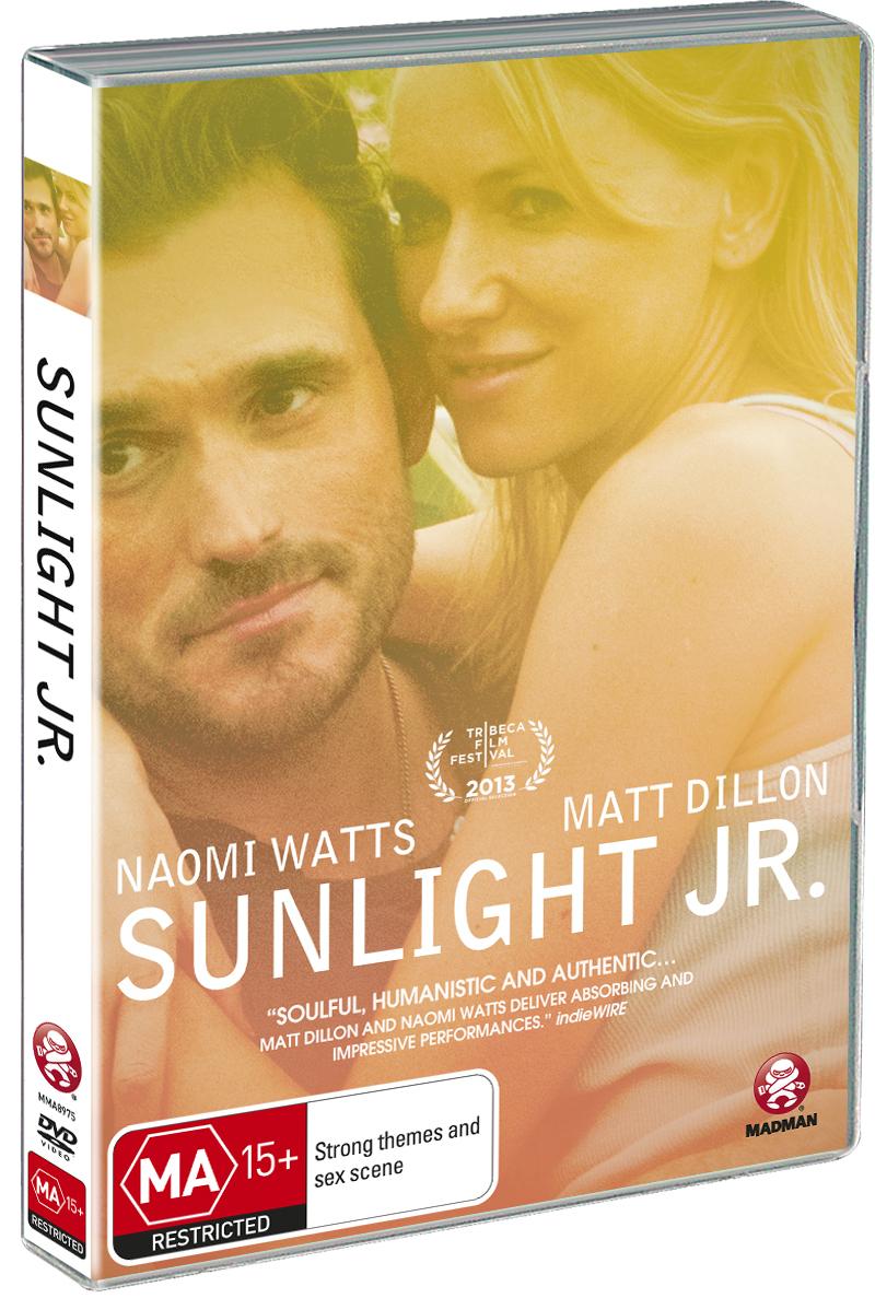 Sunlight Jr. on DVD image